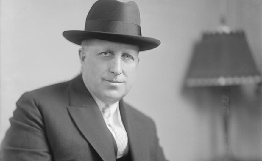 William Randolph Hearst (undated photo)