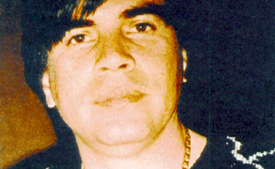 Benjamin Arrellano Felix is shown in this undated photo supplied by Mexican authorities March 9, 2002 in Mexico City.