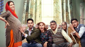 """One of the recommended contemporary Bollywood films is """"Badhaai Ho,"""" in which a late in life pregnancy shocks an Indian family."""
