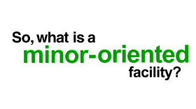 """Explainer: What is a """"minor-oriented facility""""?"""