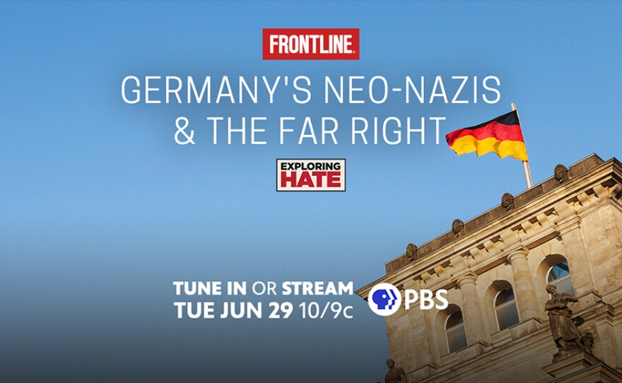 """Decades after the Holocaust, a new FRONTLINE documentary, """"Germany's Neo-Nazis & The Far Right,"""" investigates the rise of Neo-Nazi ideology and far-right extremism in modern-day Germany — including within the country's military and police — and why authorities are struggling to stem the growing problem."""