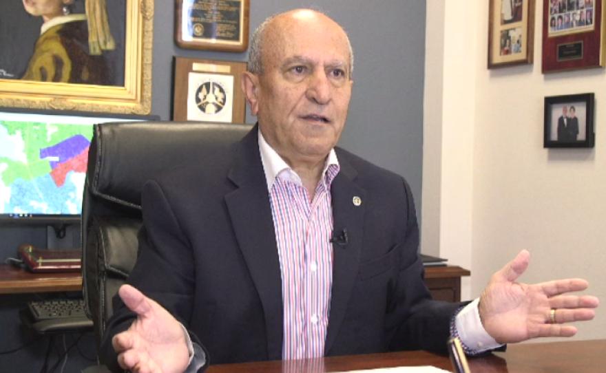Escondido Mayor Sam Abed, May 8, 2016