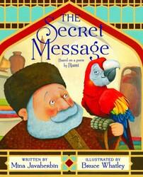 """The Secret Message"" by Mina Javaherbin Book Cover Thumbnail"