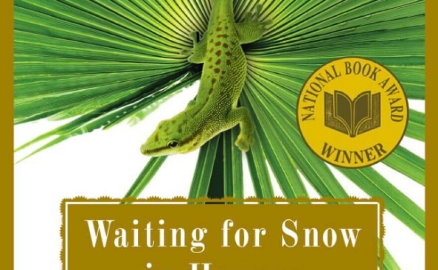 """The book cover of """"Waiting for Snow in Havana"""" by Carlos Eire."""