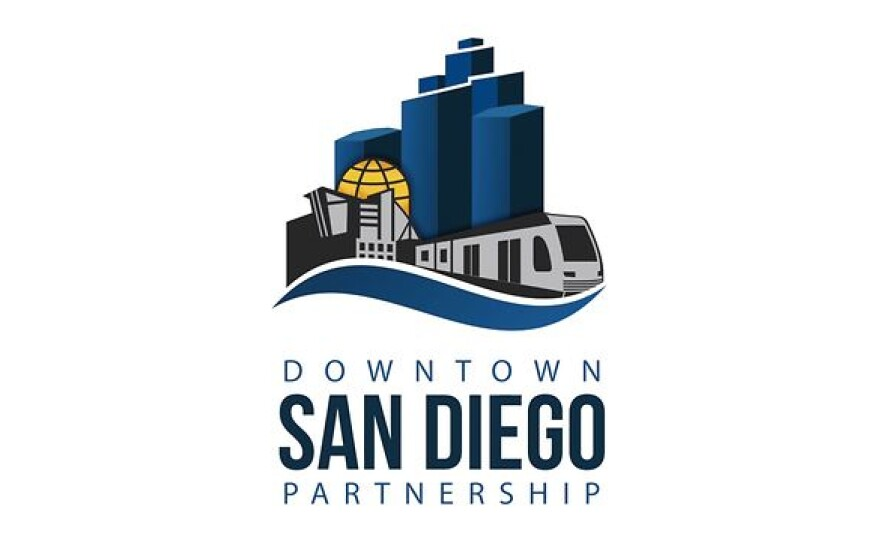 The Downtown San Diego Partnership sponsors the San Diego Jobs Political Action Committee, which has donated at least $100,000 to the mayor's race.