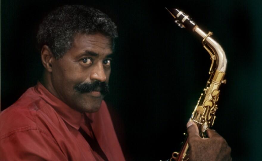 Jazz saxophonist Charles McPherson