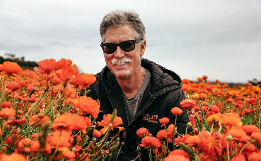 Michael Mellano, the CEO of flower company Mellano & Co., is shown in this undated photo.
