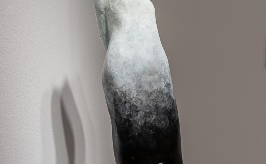 """Manuelita Brown's """"Missy"""" sculpture is on view at Oceanside Museum of Art in the """"Twenty Women Artists NOW"""" group exhibition through Aug. 1, 2021."""