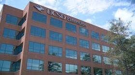 UC San Diego Extension in La Jolla, San Diego, July 25 2019.
