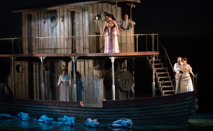 "San Diego Opera takes you on a journey down the Amazon in the new production ""Florencia en el Amazonas."""