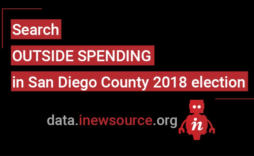 Click here to visit the inewsource outisde spending datatabase.