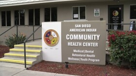 The San Diego American Indian Health Center is pictured in Bankers Hill in March 2021.
