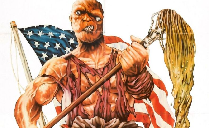 """Troma Entertainment created """"The Toxic Avenger"""" as a film in 1984 and it became a stage musical in 2008."""