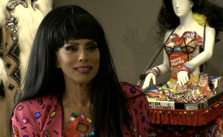 Tootie is one of the San Diego Drag Icons showcased at The Studio Door this month.