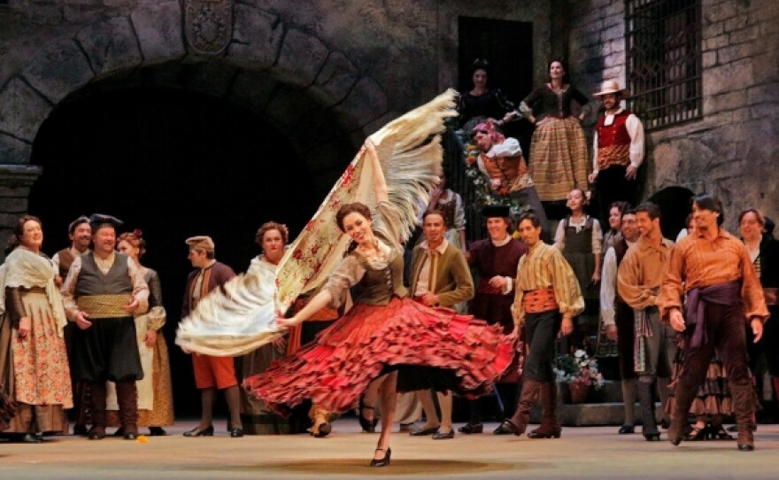 """Will San Diego Opera's production in April 2014 of Massenet's """"Don Quixote"""" be its last?"""