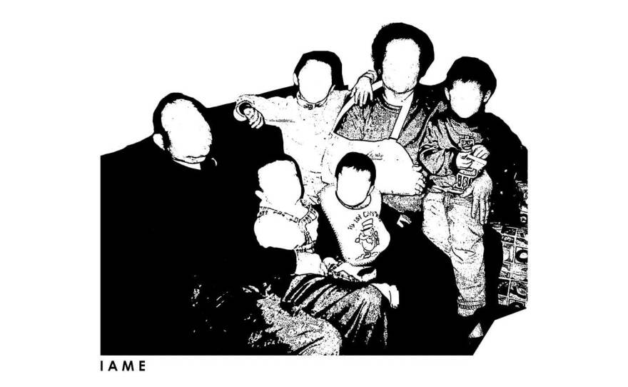 "Tijuana-based musician Ego Rangel's latest album is called ""Iame."""