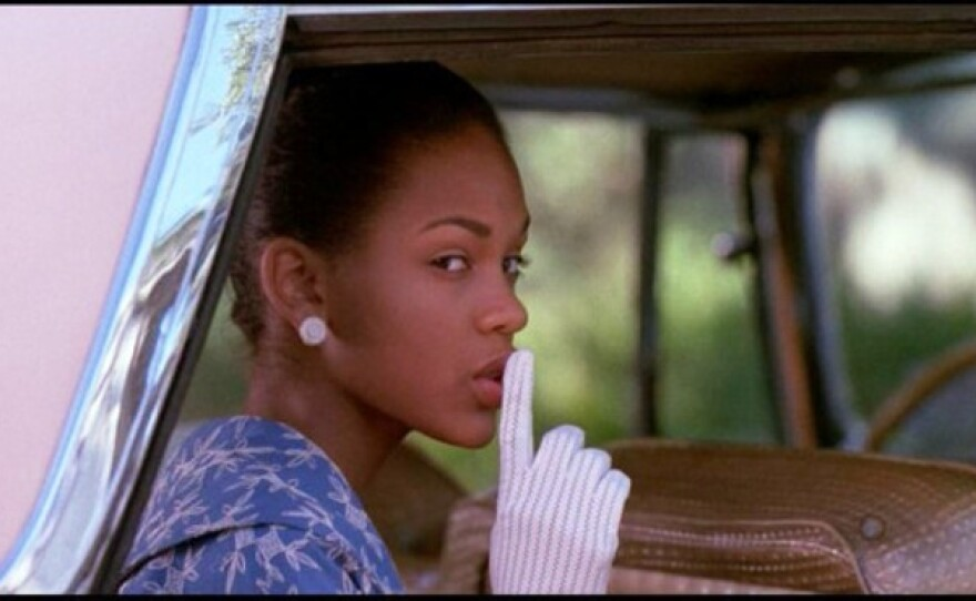 """Megan Good stars as one of the daughters whose life is thrown into turmoil by her father's infidelity in Kasi Lemmons' directorial debut """"Eve's Bayou"""" (1997)."""