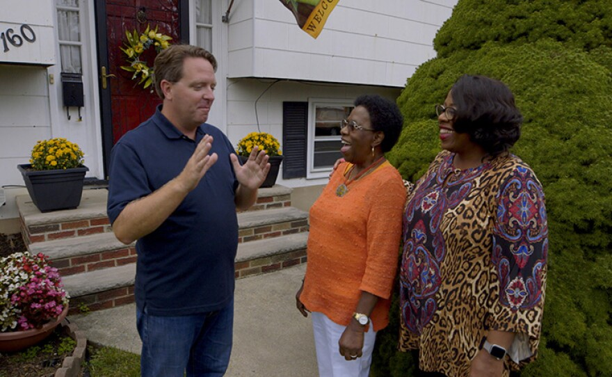 Matt prepares Shirley and Wanda to see their now-empty home of many decades.