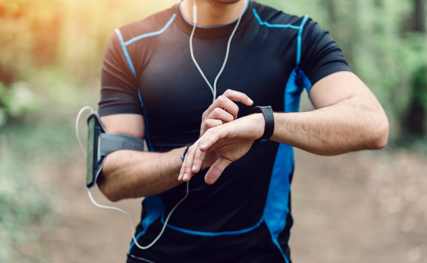 Yes, getting exercise and eating right can significantly cut your risk of developing heart disease, a study finds, even if you inherited genes that predispose you to the illness.