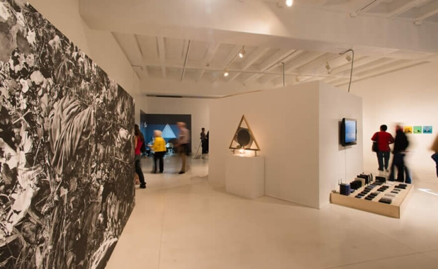 A 2013 exhibit at the University Art Gallery at UC San Diego.