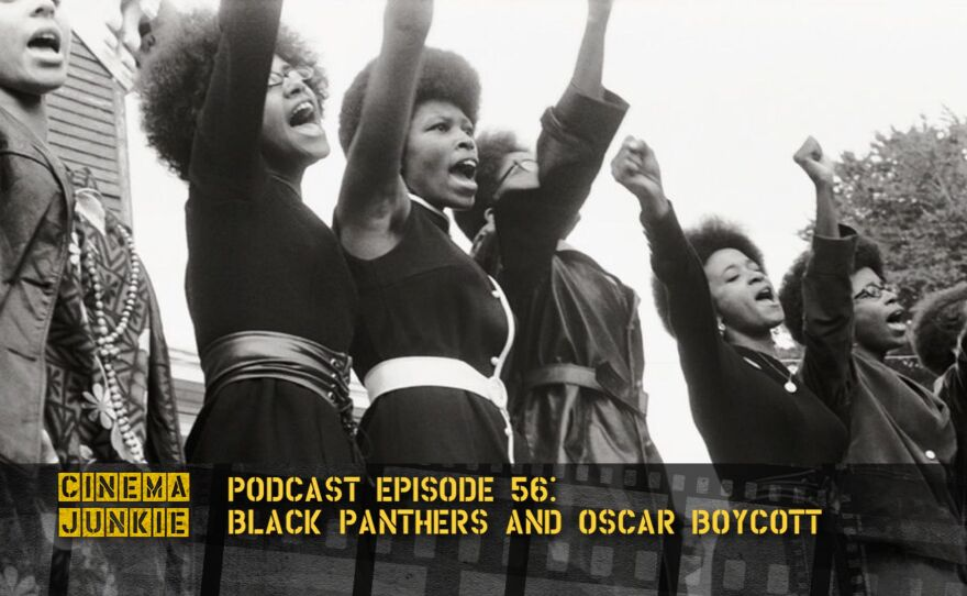 """In Podcast 56, I speak with Laurens Grant, producer of the documentary """"The Black Panthers: Vanguard of the Revolution,"""" which screens Jan. 23 at the Museum of Photographic Arts as part of the Human Rights Watch Film Festival."""