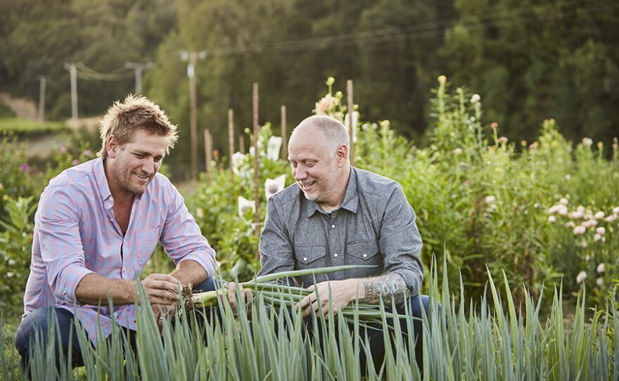 Curtis Stone discovers the secrets of the three-star Michelin restaurant, SingleThread with Chef Kyle Connaughton.