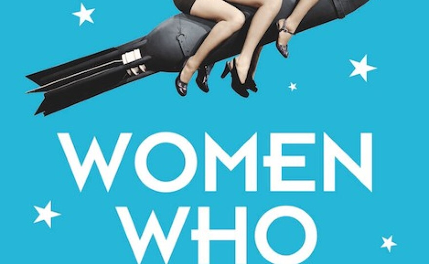 """The cover of """"Women Who Launch"""" is pictured."""
