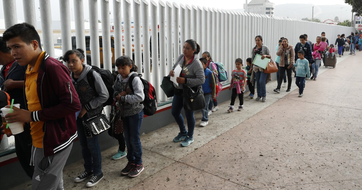Whistleblowers Say CBP Knowingly Broke The Law As It Turned Back Asylum-Seekers