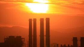 The Department of Water and Power San Fernando Valley Generating Station in Sun Valley, California.