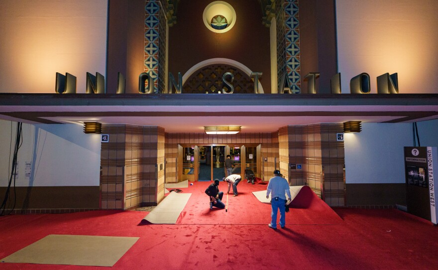 Preparations continue for the 93rd Oscars® on Saturday, April 24, 2021. The Oscars will be presented at Union Station in Los Angeles, CA and televised live by the ABC Television Network