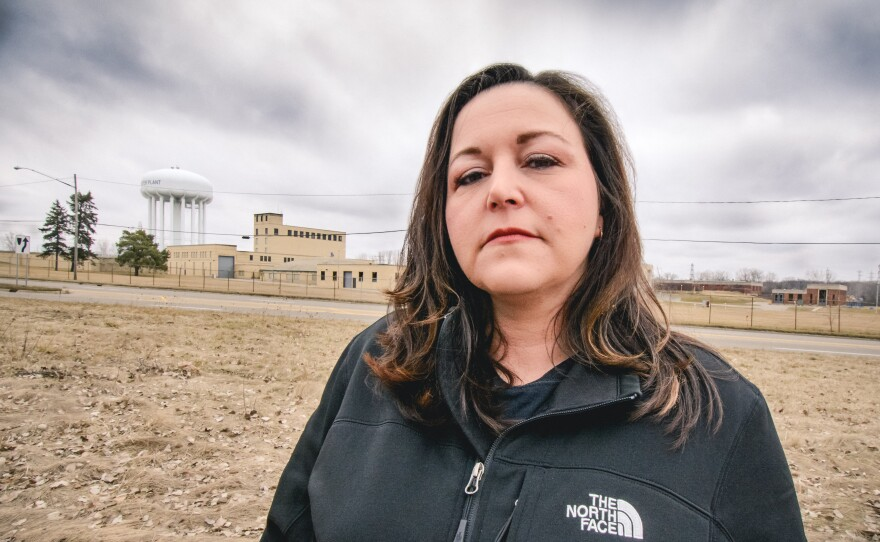 LeeAnne Walters, a recipient of the Goldman Environmental Prize, was key in exposing the crisis of lead-laced water in Flint, Mich.