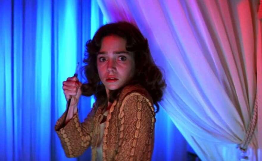 "Jessica Harper starred in the 1977 Dario Argento Italian horror film ""Suspiria,"" that has since become a cult favorite."