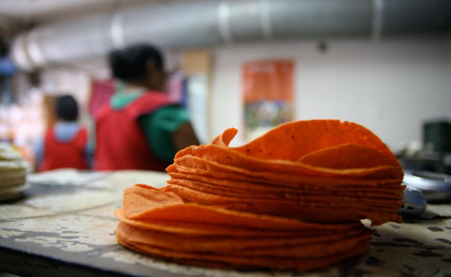 Corn imported from the U.S. is used primarily in animal feeds but market uncertainty has historically translated into elevated prices for tortillas, a staple of the Mexican diet.