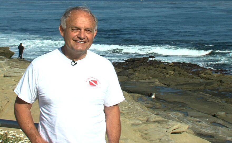 Rod Watkins of Scuba San Diego