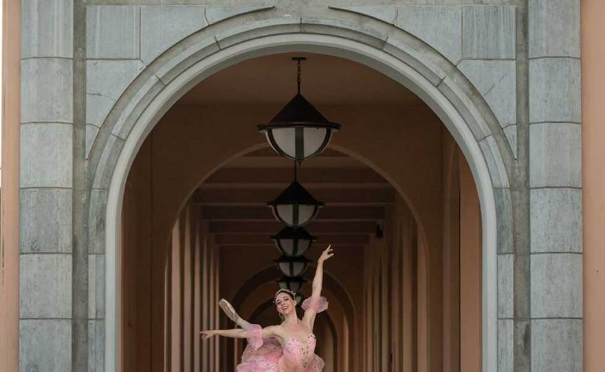 """The San Diego Ballet will present live, drive-in performances of """"The Nutcracker"""" in November and December 2020."""