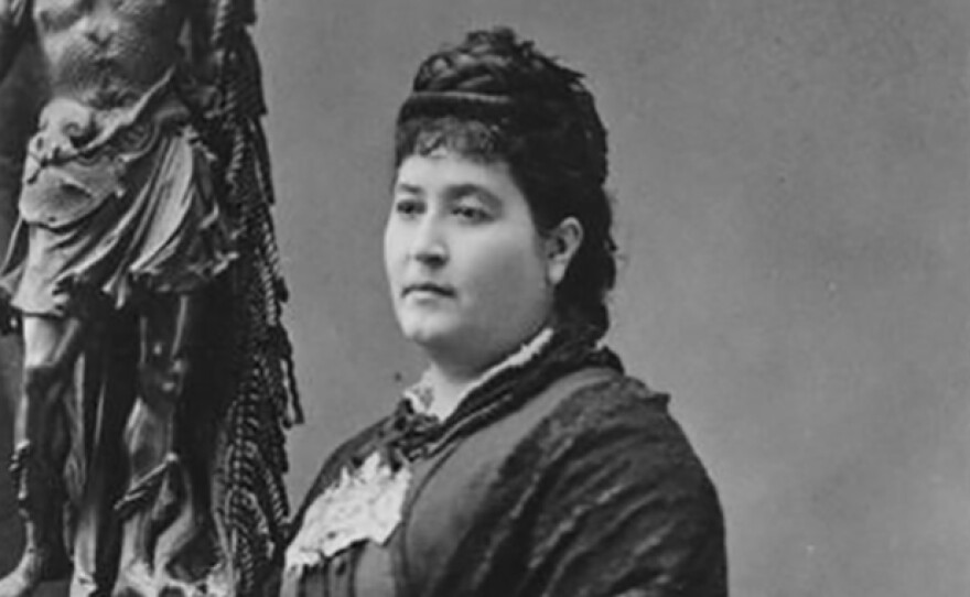 """María Amparo Ruiz de Burton wrote two novels, """"Who Would Have Thought It?"""" and """"The Squatter and the Don."""" She is considered the first Mexican-American author."""
