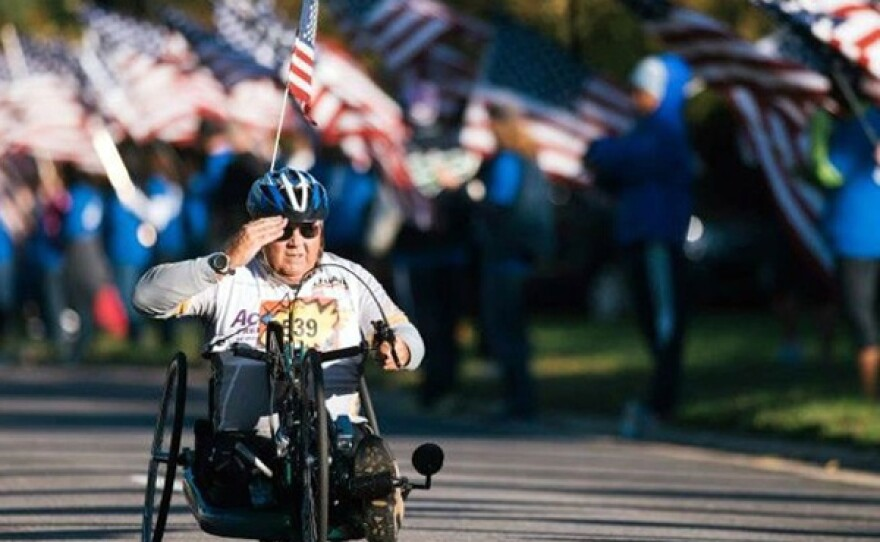 John J. Farley was honored with four Bronze Stars and two Purple Hearts for his service in Vietnam. As a veteran, he has worked tirelessly to support fellow amputees from Iraq and Afghanistan.