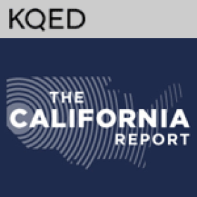 KQED The California Report Cover Art