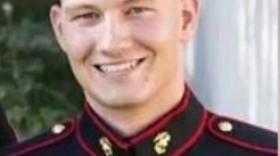 Marine Corps Cpl. Jordan L. Spears