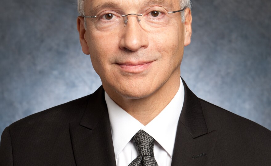 Federal Judge Gonzalo Curiel is shown in this undated photo.