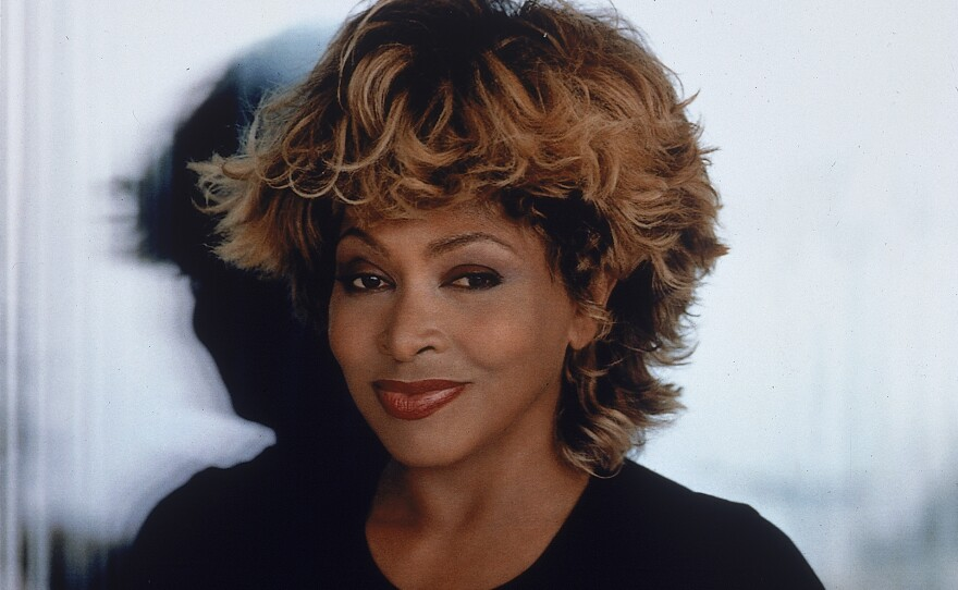 Legendary performer Tina Turner