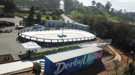 San Diego Derby United holds the grand opening for its new home in Encanto on Saturday. Facility has an outdoor banked and a flat track.