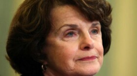 Senator Dianne Feinstein, D-Calif.