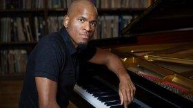 San Diego jazz pianist Joshua White in an undated photo.