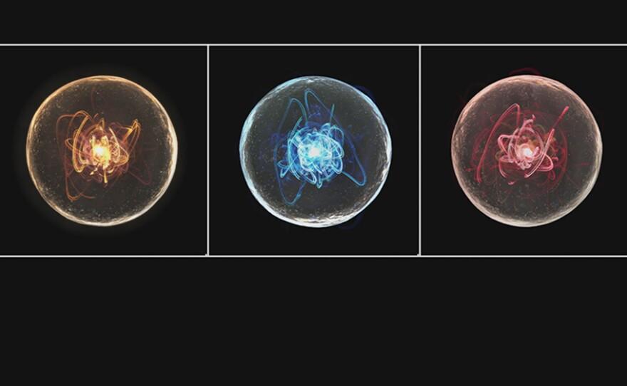 NOVA: Particles Unknown
