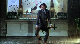 """Gene Kelly stars in the MGM musical """"Singin' in the Rain,"""" one of the films highlighted in Turner Classic Movies' Mad About Musicals online class."""