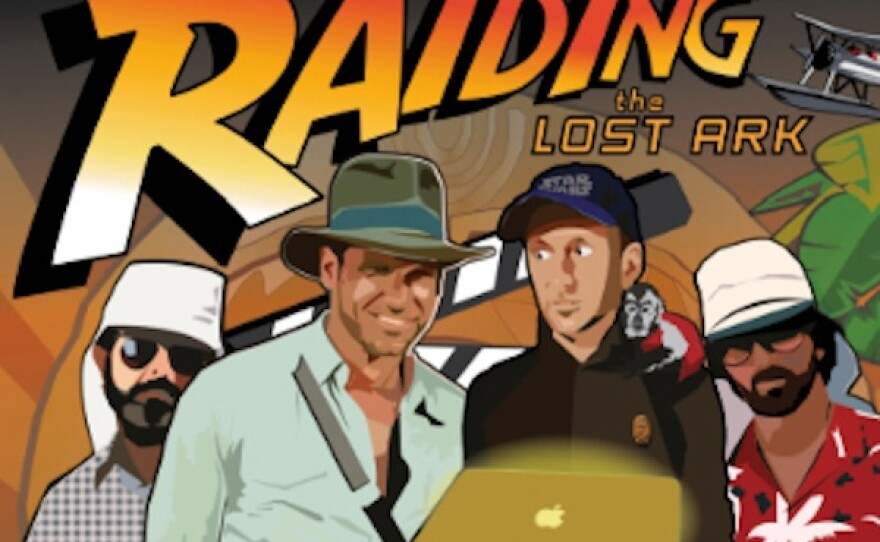 """Jamie Benning's fan-made documentary """"Raiding the Lost Ark"""" debuts on Vimeo today."""