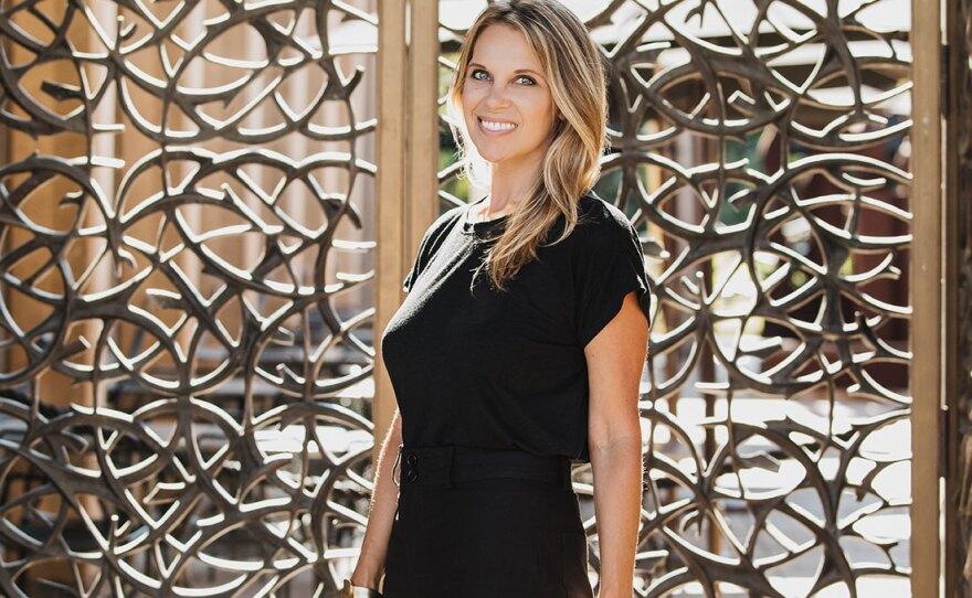 San Diego Design Week program director Stacy Kelley in an undated photo.