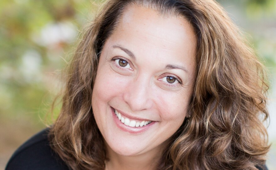 Amber Pairis, founder of Climate Science Alliance, focuses on ecosystem-based resiliency.