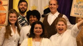 """Cast of  Bodhi Tree Concerts' """"Songs of Suffrage,"""" which will be performed on Facebook and YouTube Thursday, Aug. 20 at 5:00 p.m."""